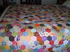 Joeys Technicolor Dream Quilt