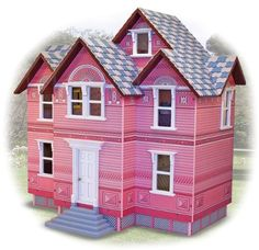 Western Plastic Canvas Pattern Free | PLASTIC CANVAS DOLL HOUSE - MY 4-H PROJECT FOR THE COUNTY FAIR