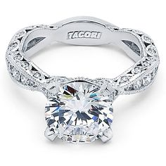 Tacori HT2602RD Engagement Ring