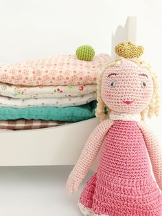Princess and the Pea gift set by Maileg.Designed in Denmark.
