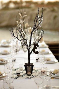 love this as a centerpiece!