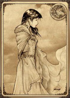 Lyanna Stark - Hielo y Fuego Wiki