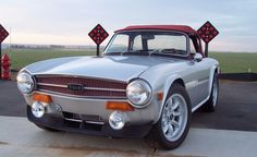 Bid for the chance to own a 1974 Triumph at auction with Bring a Trailer, the home of the best vintage and classic cars online. Super Sport Cars, Super Cars, Expensive Sports Cars, Triumph Sports, Honda, Triumph Spitfire, British Sports Cars, Jaguar Xk, Import Cars