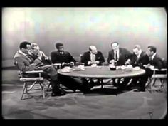 Civil Rights Discussion,1963 - James Baldwin, Sidney Poitier, Harry Belafonte, Charleston Heston, and Marlon Brando (We really need more intelligent conversations like this today) - YouTube
