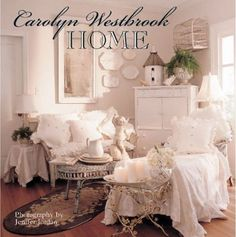 Carolyn Westbrook's Home, found on Between Naps on the Porch website