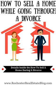 Getting a divorce is not something that people expect nor look forward to in the situations.  Homeowners who're getting a divorce are likely to experience stress, frustration, and confusion, all at once.  It's important to know what to expect when selling a home during divorce .https://storify.com/KyleHiscockRE/guide-to-selling-a-home-for-divorcing-homeowners