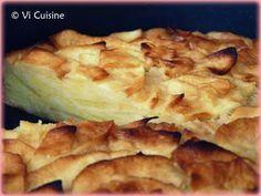Journal d'une baleine chez Weight Watchers: Le fameux gâteau invisible pommes-poires 3 PP/personne