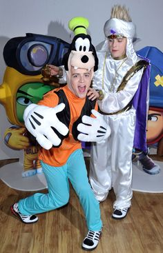 Happy 21st Birthday Jedward!