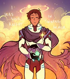 Currently in Voltron Hell-I cant believe someone made something involving this song!! I love whoever the artist is already!