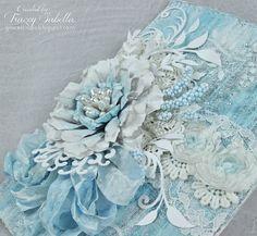 Using Helmar Fabric Glue to Arrange Lace - Helmar Design Team