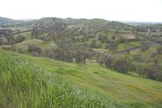 A beautiful view at Ventana Hills.