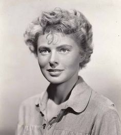 Ingrid Bergman. Ah Ingrid! She was stunning without even trying! And as an actress? Her winning 3 Oscars says it all. L.M. Ross