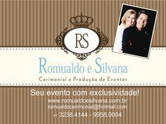 Romualdo e Silvana Cerimonial - Guia da Noiva