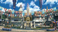 #FinalFantasy X-X2 HD, así lucen los gráficos remasterizados.
