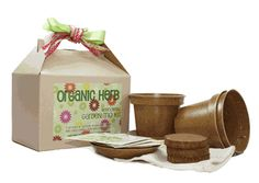 Give the gift that keeps on giving and let your Mom grow her own herbs with this organic herb kit from Olive Barn. (Or silently hint that your Mom's dishes are a little bland…). The kit comes with the supplies for growing three herbs — choose from basil, chives, cilantro, oregano, parsley, and thyme — as well as plant pots made from rice hulls that you can compost after five years.