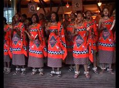 An entertaining short documentary about the Kingdom of Swaziland exploring the rich Swazi culture which is celebrated through music and dance. Nigerian Traditional Wedding, Traditional Wedding Cakes, African Traditional Dresses, African Wedding Dress, Wedding Dress Styles, African Weddings, African Wear, African Dress, African Outfits