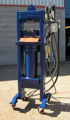 Hydraulic Forging Press - The Knife Network Forums : Knife Making Discussions