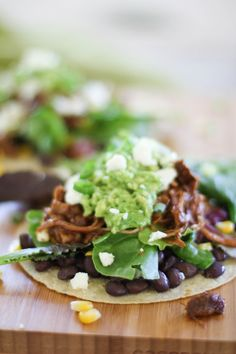 Easy Slow Cooker Recipes Using Thanksgiving Leftovers - iVillage Turkey Recipes, Mexican Food Recipes, New Recipes, Dinner Recipes, Favorite Recipes, Healthy Recipes, Mexican Dishes, Easy Recipes, Healthy Food