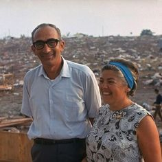 Remembering Max Yasgur, owner of the Woodstock farm where the 1969 festival was held, born on this day in 1919