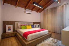 Tropisch Slaapkamer door Cabral Arquitetura Ltda.