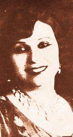 منيرة المهدية 1885 - 1965 ، اشتهرت بلقب سلطانة الطرب  وهي اول مغنية عربية سجل لها اسطوانات موسيقية ، احيت سنة 1928 عدة حفلات في تركيا حضرها الرئيس اتاتورك وكثير من وجهاء الاتراك