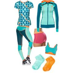 Kari Traa set Collection Blue by carlsencamilla on Polyvore featuring mode and Kari Traa