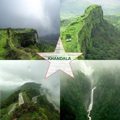 Khandala is one of the hill stations in Maharashtra. There are many beautiful caves, mountains and waterfalls that when mixed with the greenery of the hill station is one vista that anyone cannot afford to miss. #Nakshatratrip.