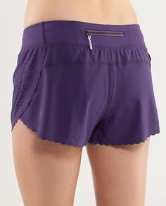Cute work-out shorts would always be a good motivation to get you to the gym!
