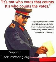 Stand The Wall: States ditch electronic voting machines!