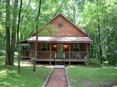 Cabins | Hocking Hills, Ohio Vacation Cabins: Blue Rose Cabins