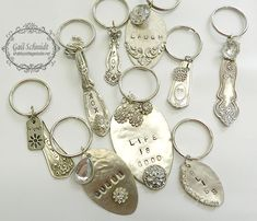 Silverware jewelry4