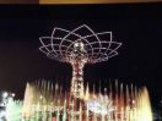 A Milano si è acceso l'Albero della vita, Viva Expo