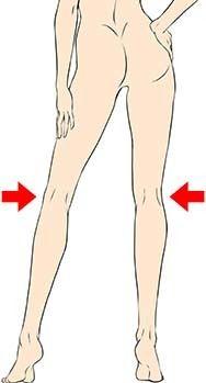 あなたは解けるかな?クイズに答えてスキルアップ! 脚と足の描き方講座 | いちあっぷ講座 Drawing Legs, Human Drawing, Body Drawing, Human Art, Drawing Poses, Leg Reference, Female Reference, Anatomy Reference, Design Reference