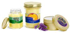 Aromatherapy Candle Jars & Tins