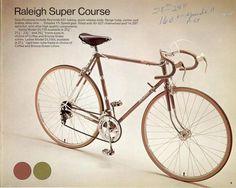 Raleigh Super Course