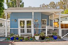 A Malibu Mobile Home Proves the Tiny Spaces Can Be Luxe - Malibu Mobile Home for Sale