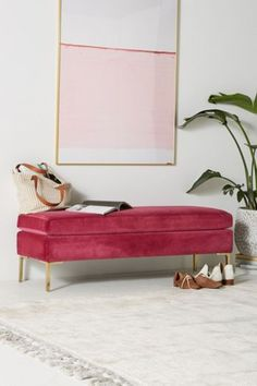 7 Amazing home benches you will love this season - Daily Dream Decor Hanging Furniture, Entryway Furniture, Furniture Sale, Unique Furniture, Custom Furniture, Entryway Decor, Living Room Furniture, Furniture Design, Leather Furniture