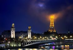 'The Eiffel Tower lost in the clouds' by Hercules Milas Still Of The Night, Hercules, Travel Bags, Chiffon Tops, Paris Skyline, Trips, Tower, Lost, Europe