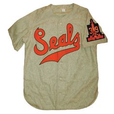 Baseball League, Baseball Jerseys, Baseball Cards, Joe Dimaggio, Vintage Jerseys, Spring Training, Flannels, Oakland Athletics, San Francisco Giants