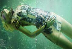 Solve Sundsbo Captures Alla Kostromichova as 'The Girl From Atlantis'