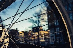 Through the Spokes by Creative Lion on @creativemarket