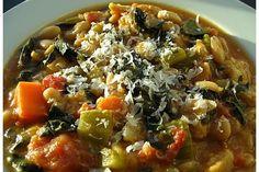 Tuscan Ribollita recipe on Food52
