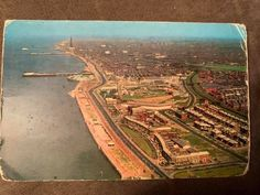 Blackpool, Airplane View
