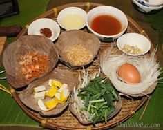 They learned how to cook Thai food in Thailand! I would love to do this. Have you ever taken a cooking class abroad??