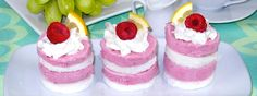 Our best red raspberry frozen yogurt recipe uses premium strained greek yogurt and plenty of fresh raspberries to make a healthy & delicious dessert.