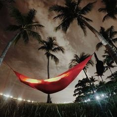 All these little lights..dispel a lot of darkness.  Awesome @hammock_sg  #hammock #hammocklife #adventure #travel
