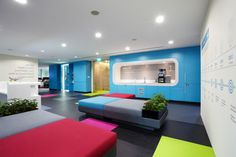 We love the look of SkyScanner's new Singapore offices...