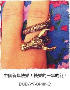 DUDAYASMINE dragon 2012