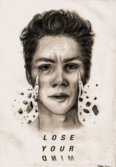 ''LOSE YOUR MIND'' Stiles by konradM96 on DeviantArt
