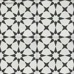 Cement Tile Shop - Encaustic Cement Tile Atlas II - x Decor, Bathroom Kids, Remodel, Cement Tile, Cement Tile Shop, Cement Tiles Bathroom, Contemporary Rug, Fireplace Tile, Bathroom Inspiration